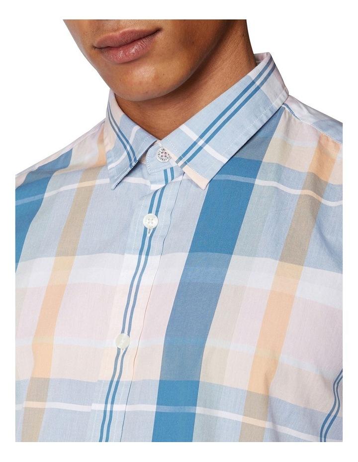 Madras Check Long Sleeve Shirt image 5