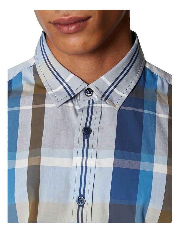 Madras Check Long Sleeve Shirt image 4