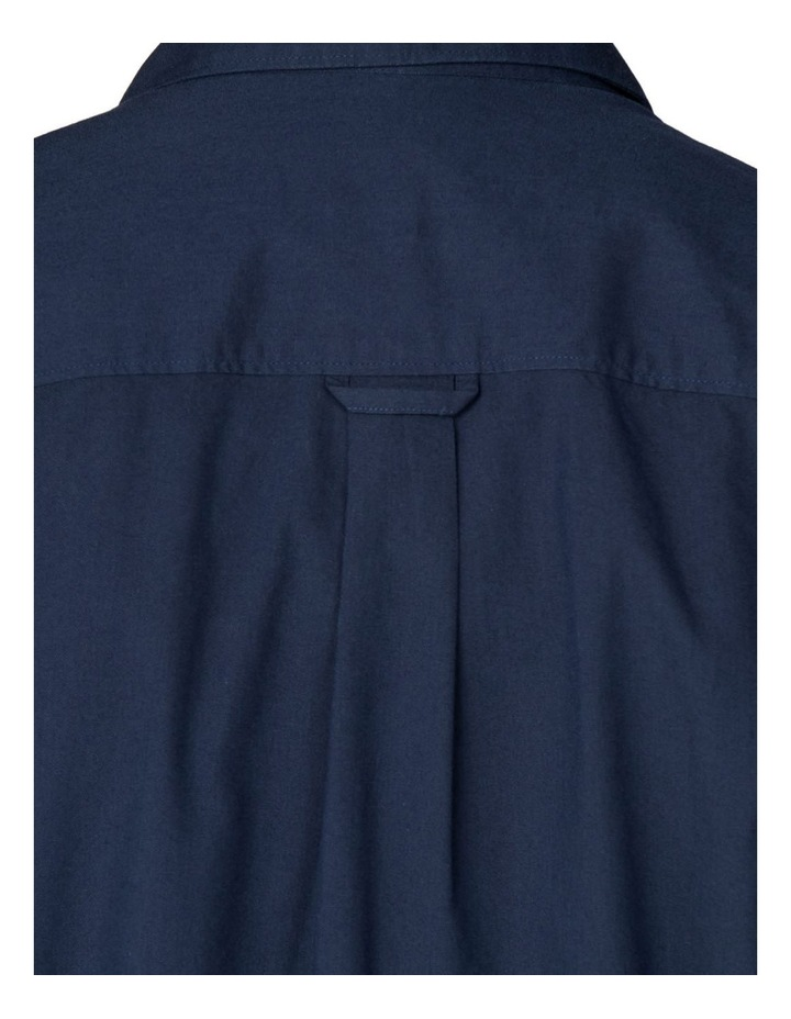 Viscose Foliage Print Short Sleeve Shirt image 3