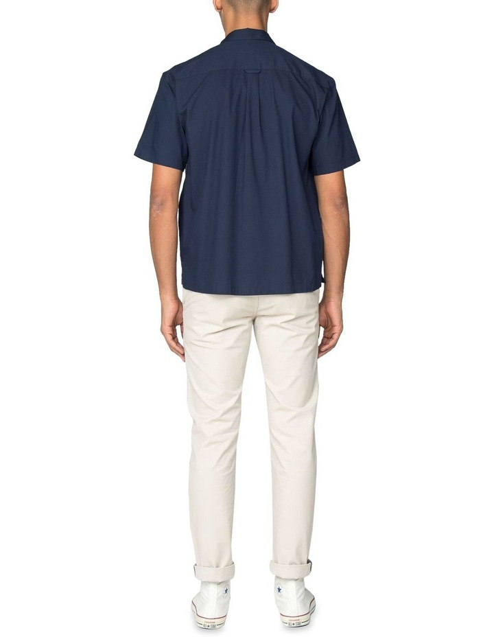 Viscose Foliage Print Short Sleeve Shirt image 6