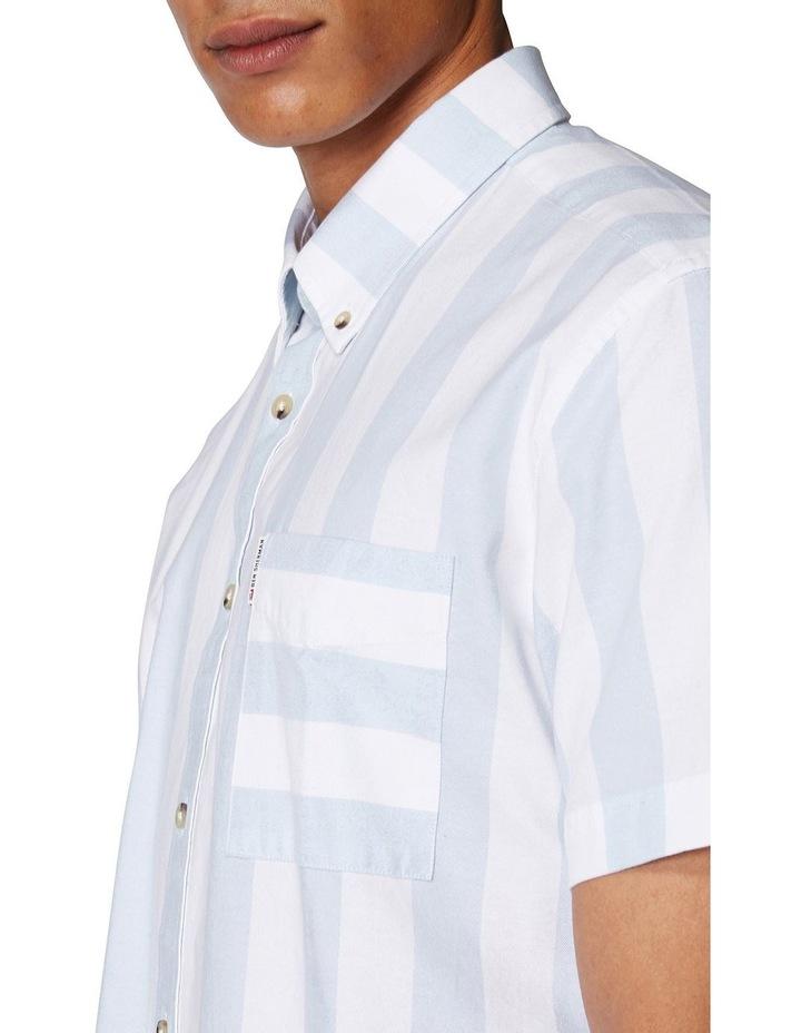 Candy Stripe Short Sleeve Shirt image 4