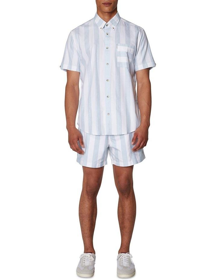 Candy Stripe Short Sleeve Shirt image 5