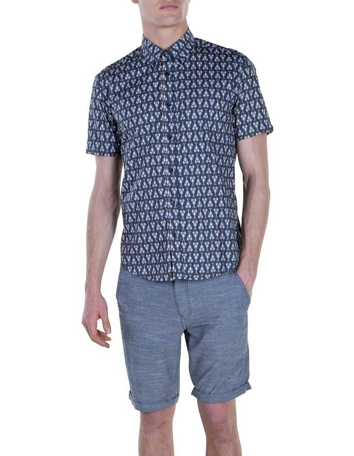 Lobster Geo Short Sleeve Shirt image 1