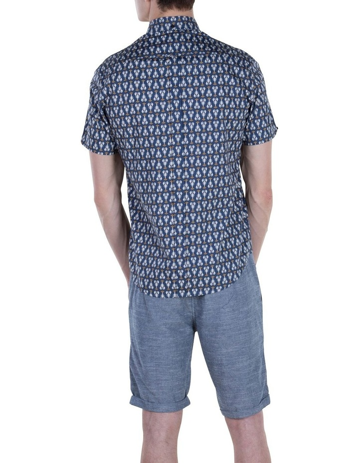 Lobster Geo Short Sleeve Shirt image 2
