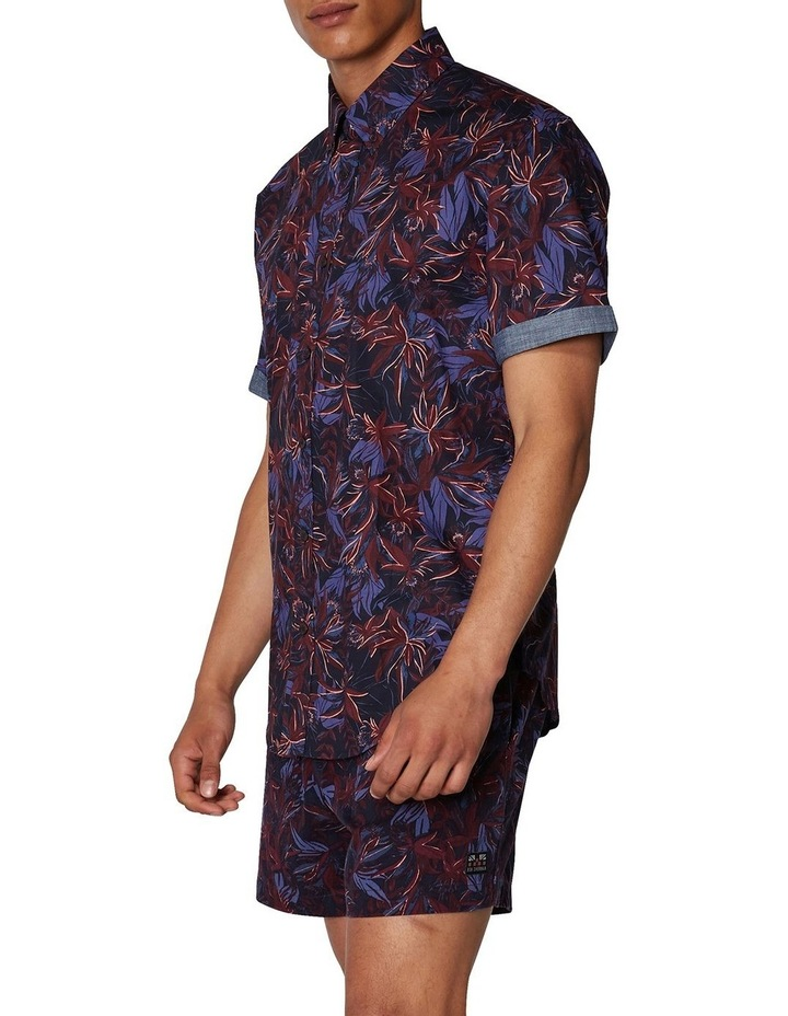 Tropical Floral Short Sleeve Shirt image 2
