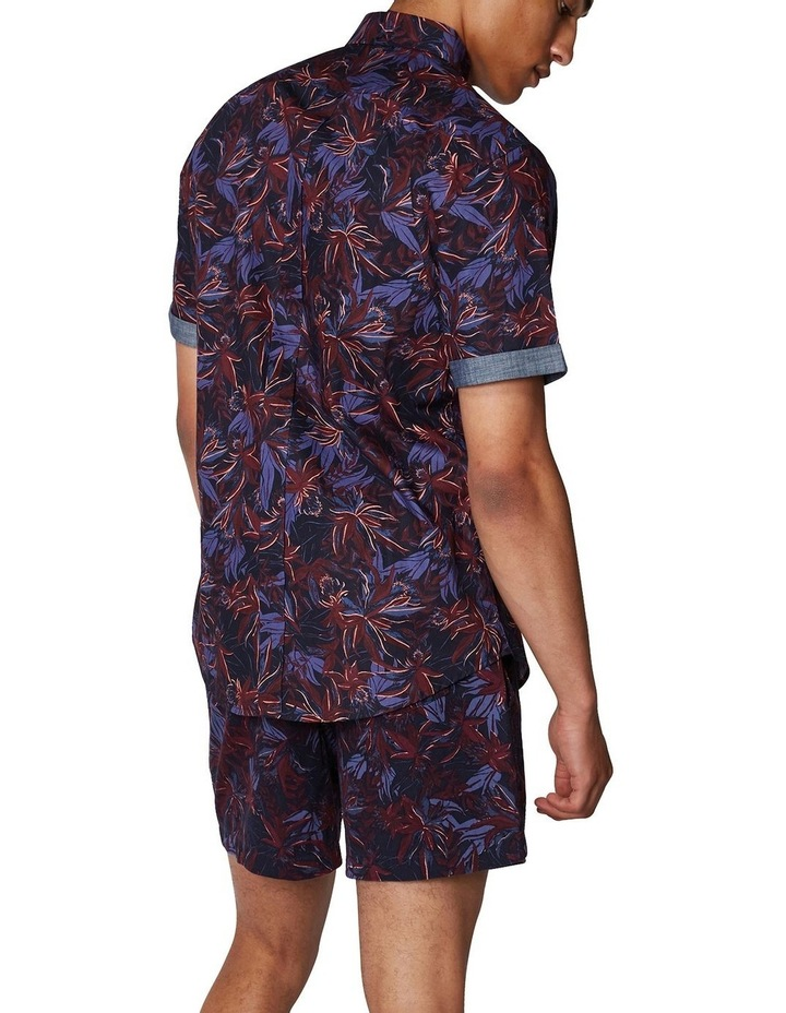 Tropical Floral Short Sleeve Shirt image 3