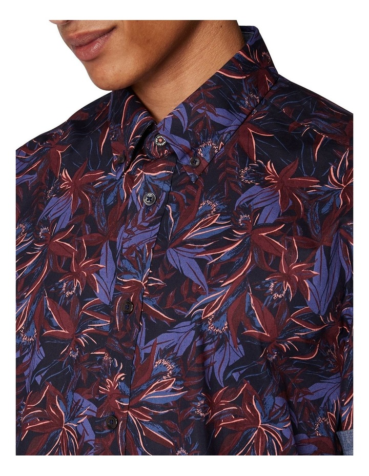 Tropical Floral Short Sleeve Shirt image 4