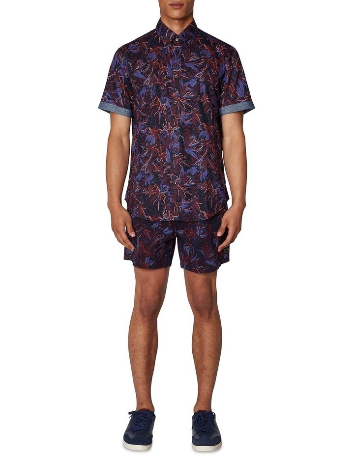 Tropical Floral Short Sleeve Shirt image 6