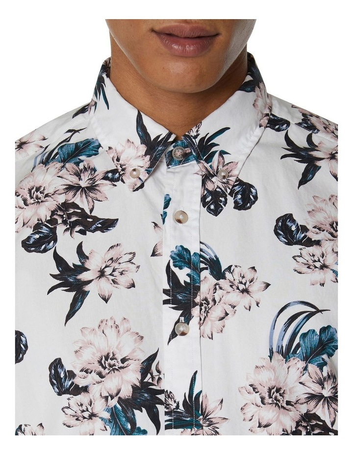 Large Scale Floral Short Sleeve Shirt image 2
