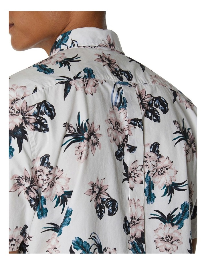 Large Scale Floral Short Sleeve Shirt image 3