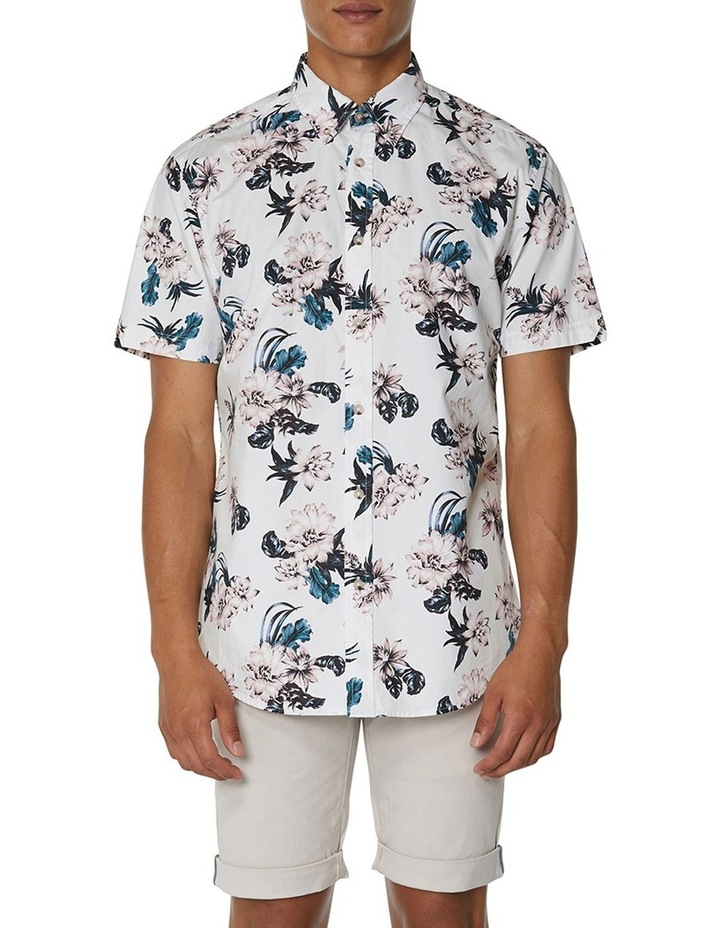 Large Scale Floral Short Sleeve Shirt image 4