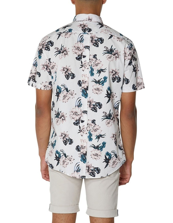 Large Scale Floral Short Sleeve Shirt image 5