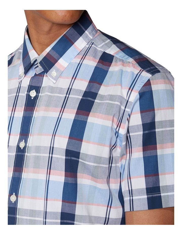 Madras Check Short Sleeve Shirt image 4
