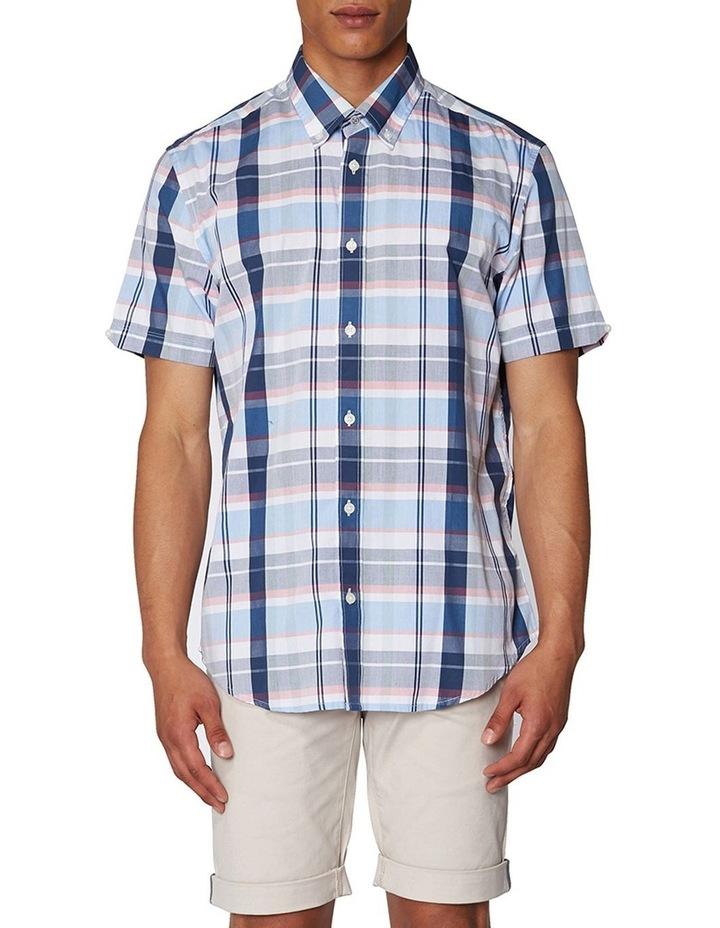 Madras Check Short Sleeve Shirt image 5