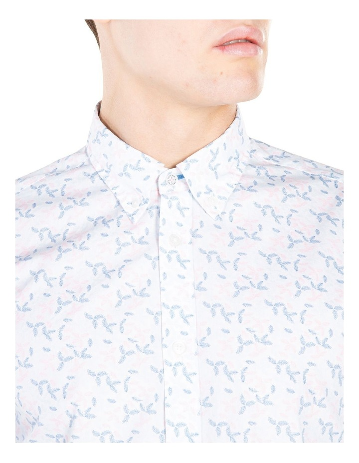 Geo Print Long Sleeve Modern Shirt image 3