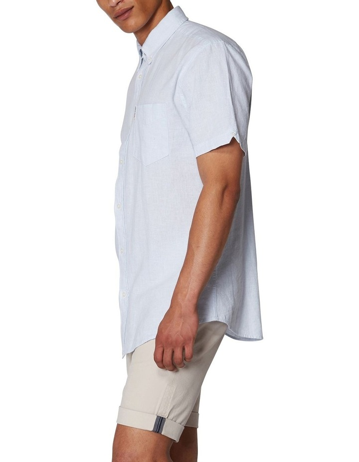 Linen Short Sleeve Shirt image 2