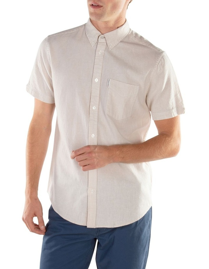 Linen Short Sleeve Shirt image 1