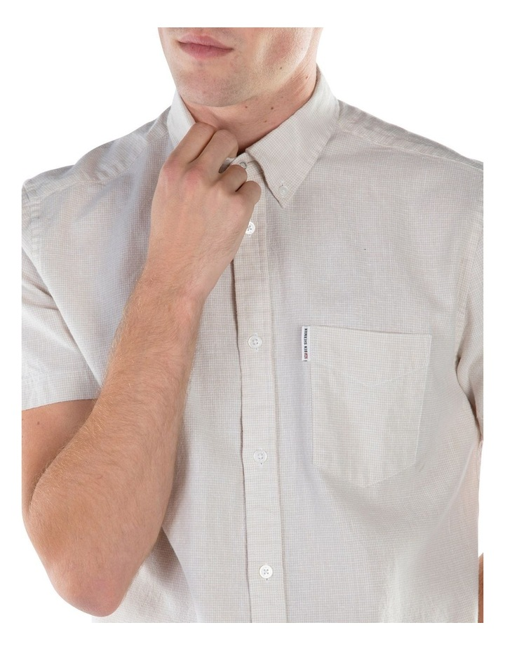 Linen Short Sleeve Shirt image 3