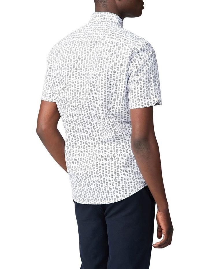 Paisley Print Short Sleeve Shirt image 2