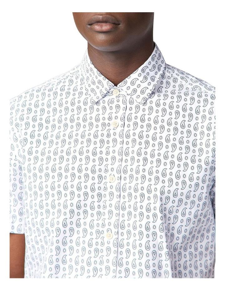 Paisley Print Short Sleeve Shirt image 3