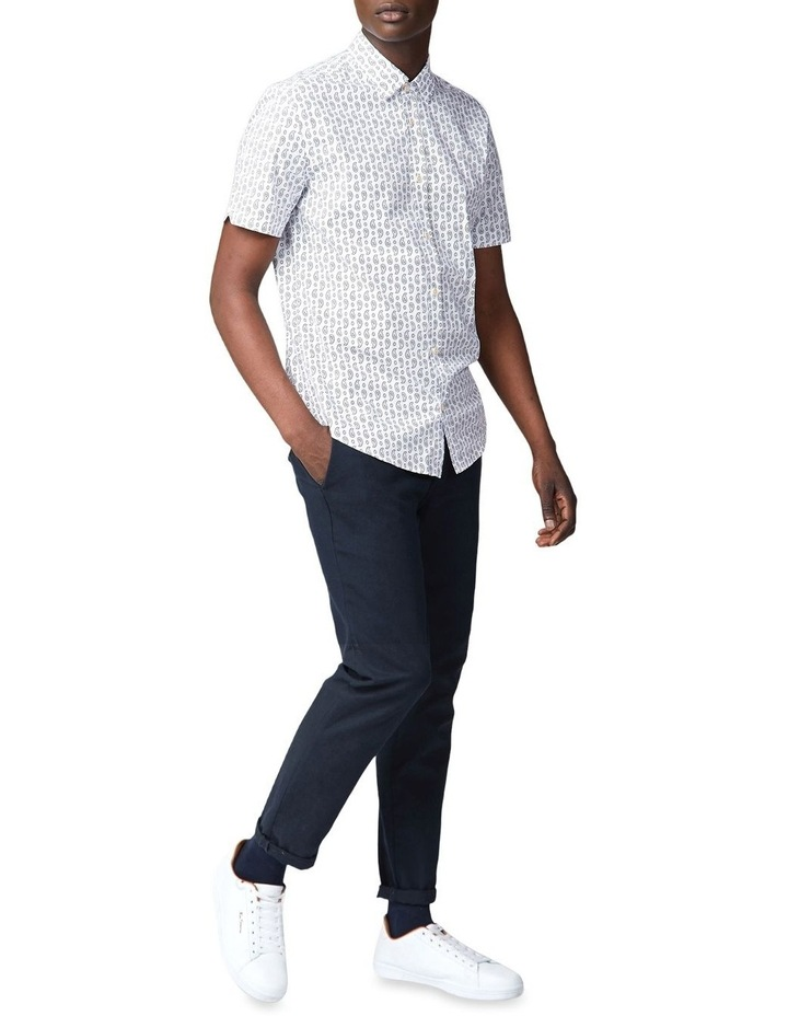 Paisley Print Short Sleeve Shirt image 5