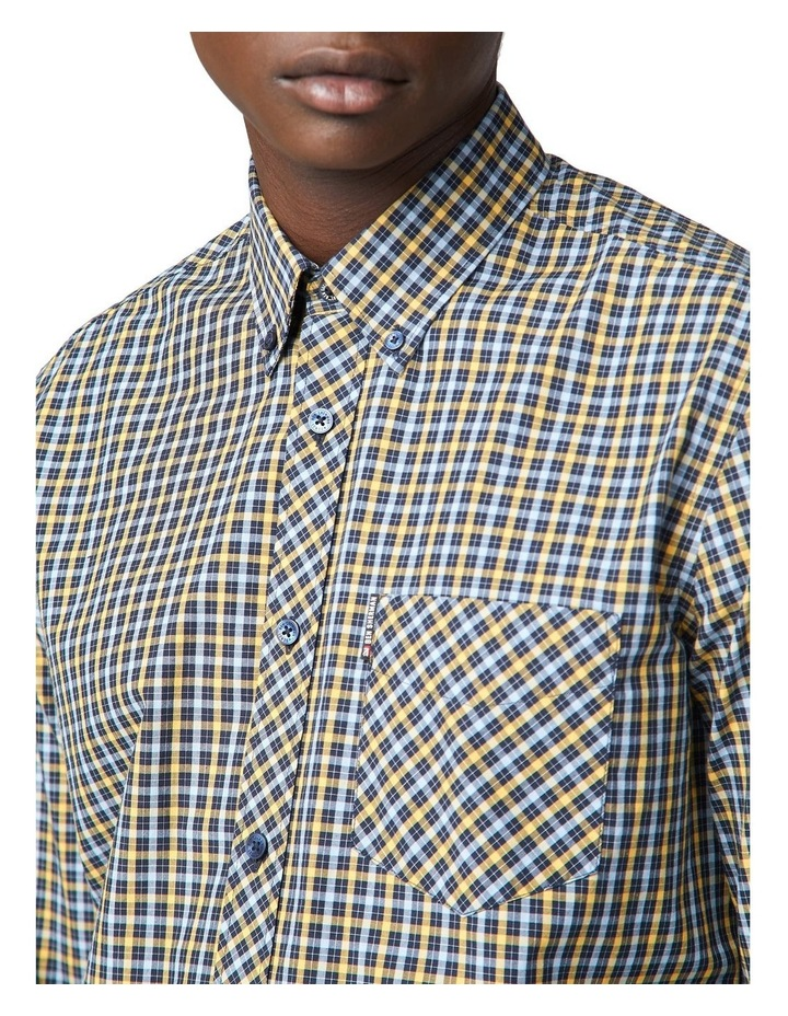 House Check Long Sleeve Shirt image 3