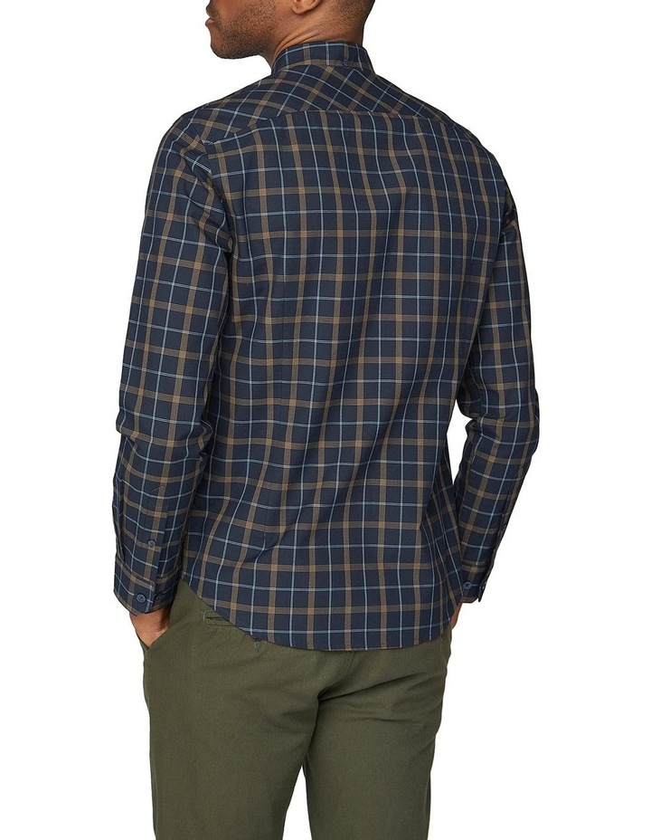 Windowpane Long Sleeve Shirt image 2