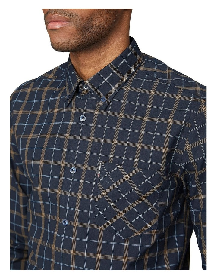 Windowpane Long Sleeve Shirt image 3
