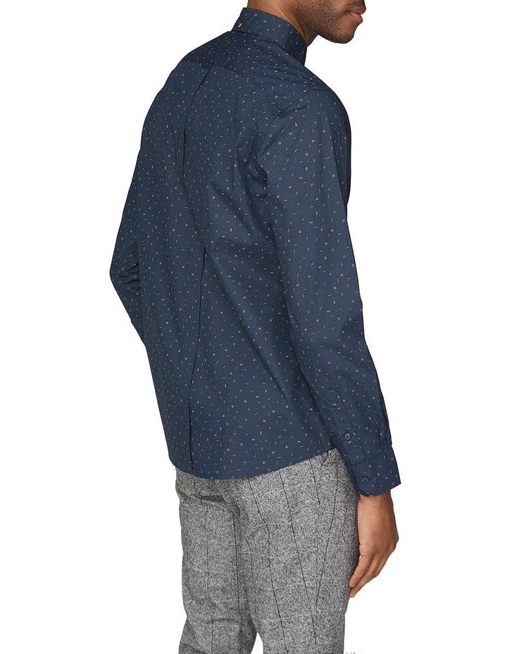 Scattered Poplin Long Sleeve Shirt image 2