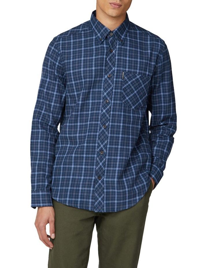 Brushed Check Long Sleeve Shirt image 1