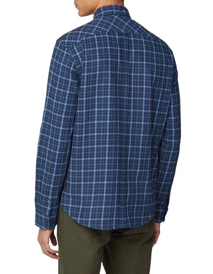 Brushed Check Long Sleeve Shirt image 2