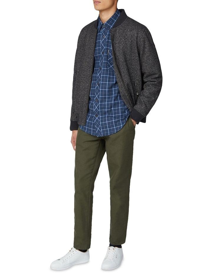 Brushed Check Long Sleeve Shirt image 5