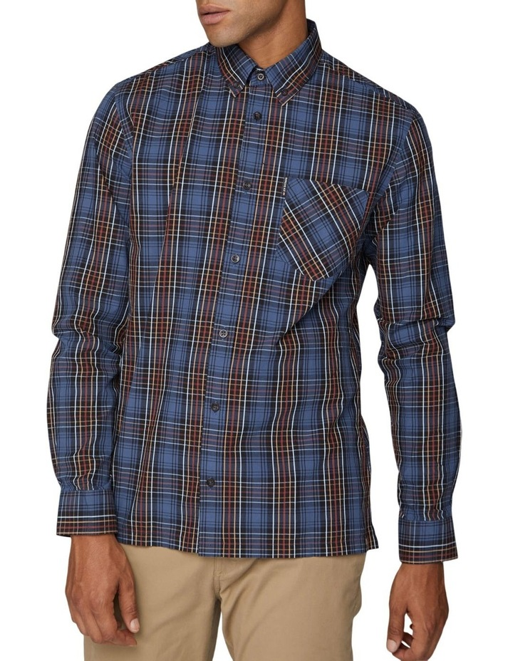Tartan Check Long Sleeve Shirt image 1