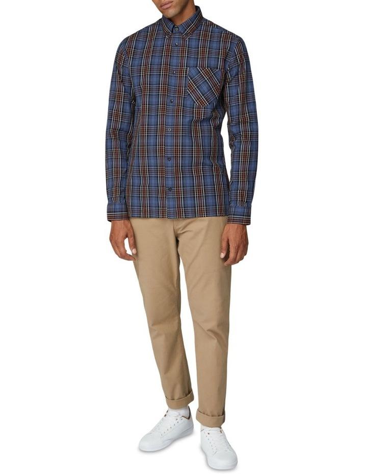 Tartan Check Long Sleeve Shirt image 4