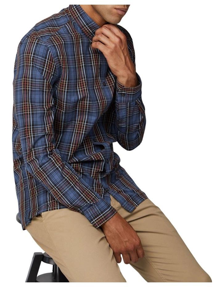 Tartan Check Long Sleeve Shirt image 5