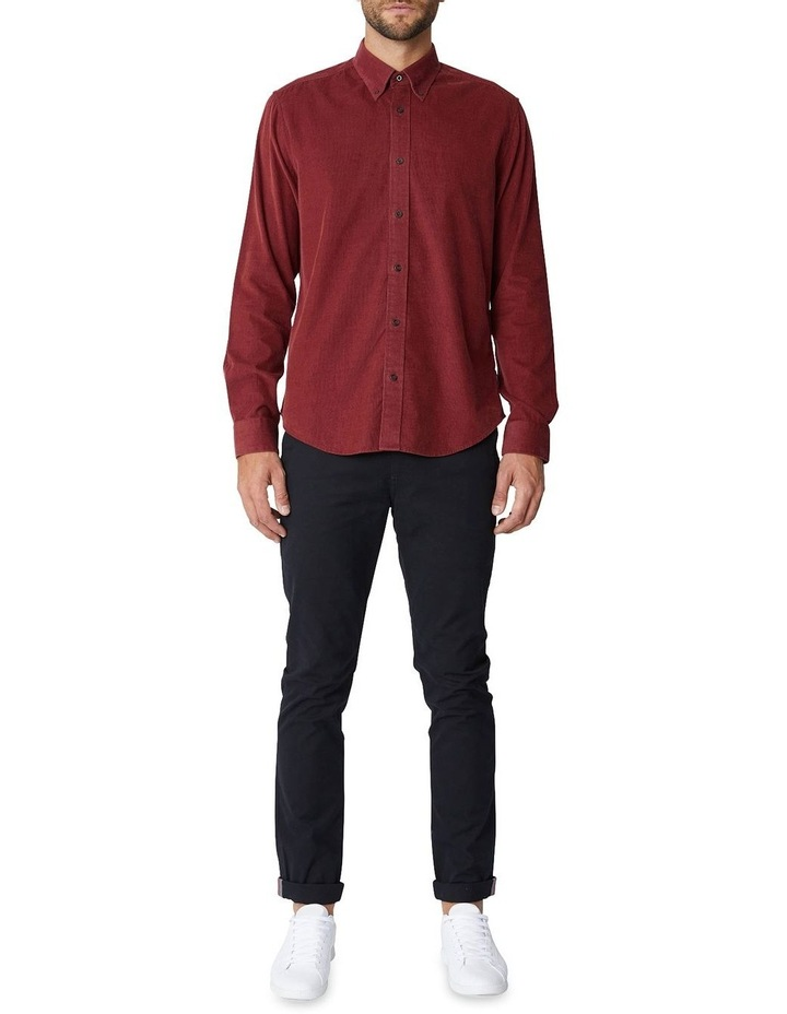Fine Corduroy Long Sleeve Shirt image 7