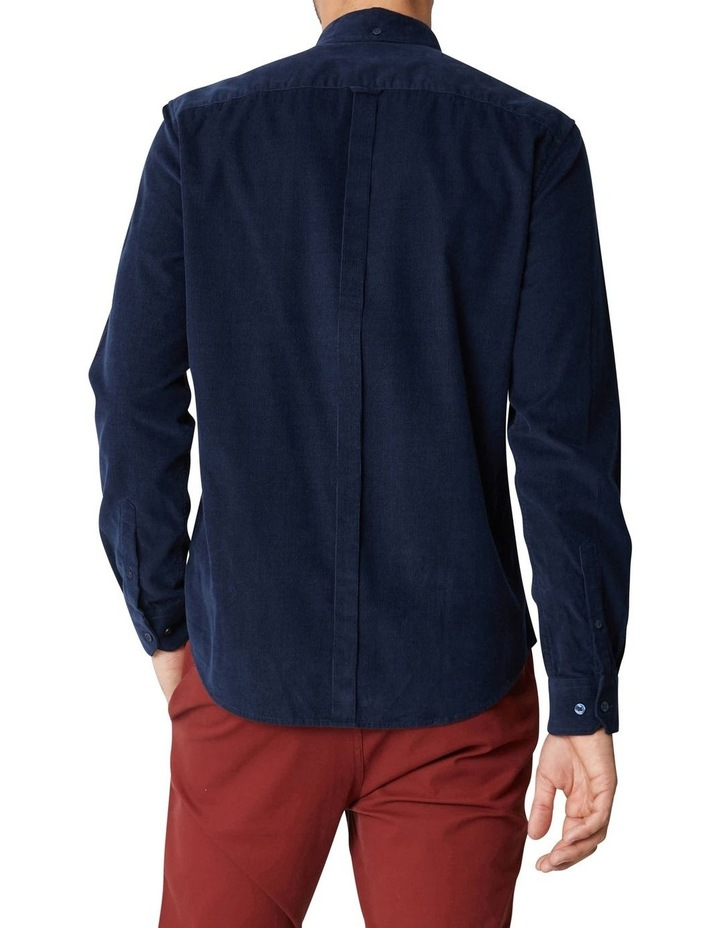 Fine Corduroy Long Sleeve Shirt image 2