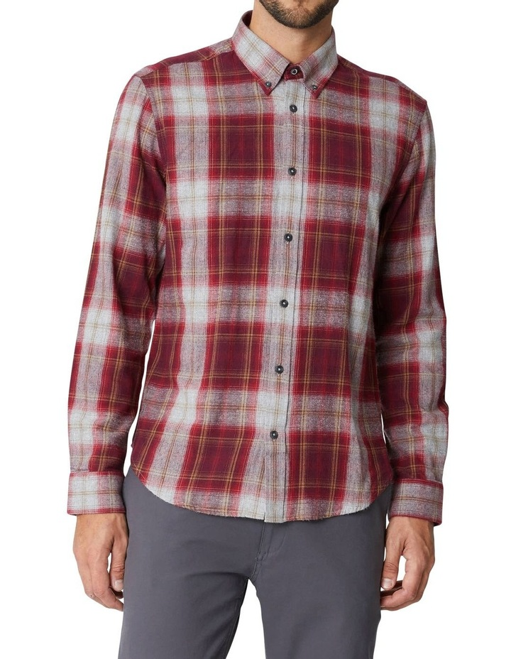 Buffalo Check Long Sleeve Shirt image 1