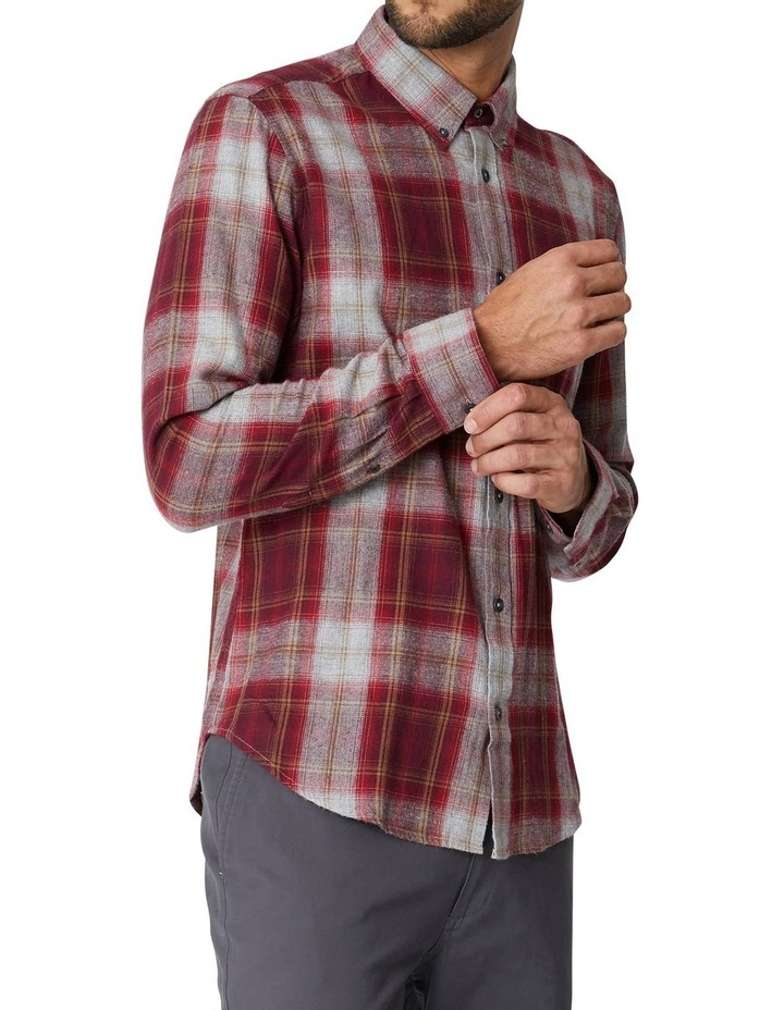 Buffalo Check Long Sleeve Shirt image 3