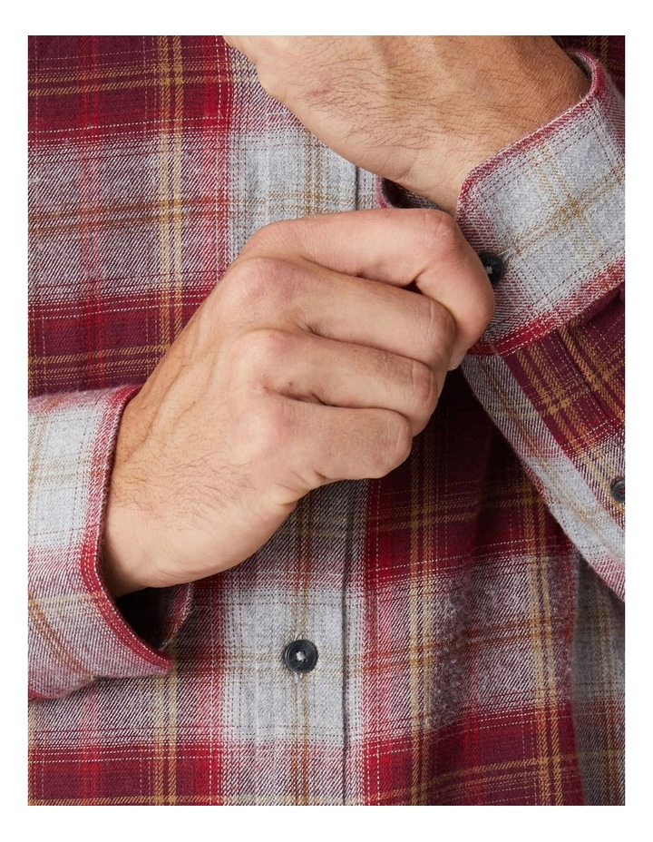 Buffalo Check Long Sleeve Shirt image 5