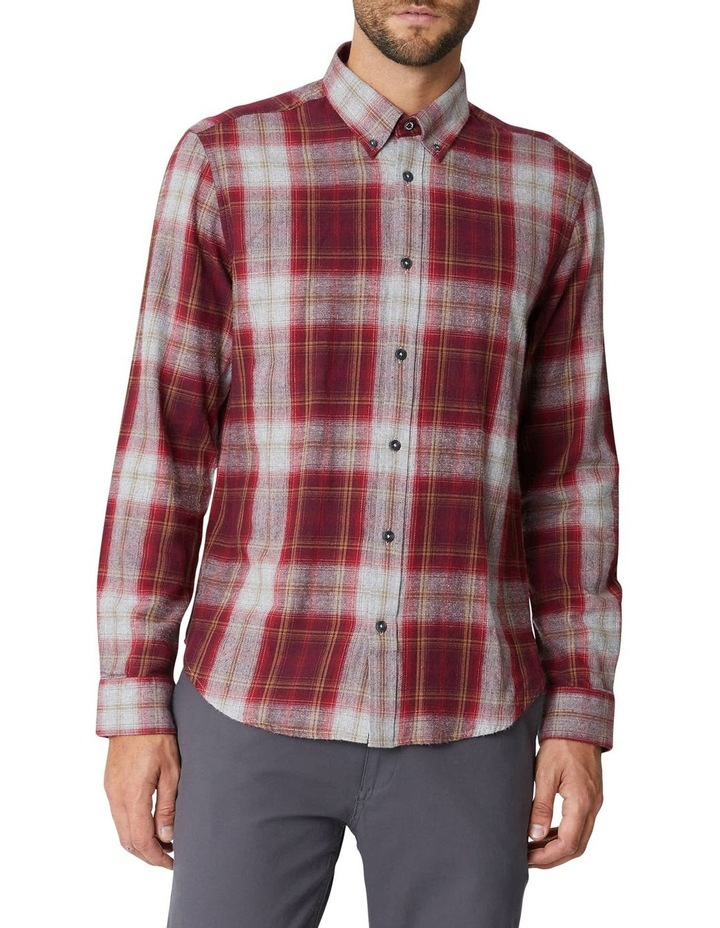 Buffalo Check Long Sleeve Shirt image 6