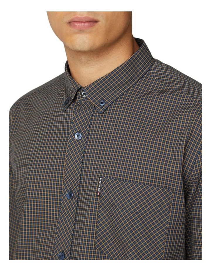 Mini House Gingham Long Sleeve Shirt image 3