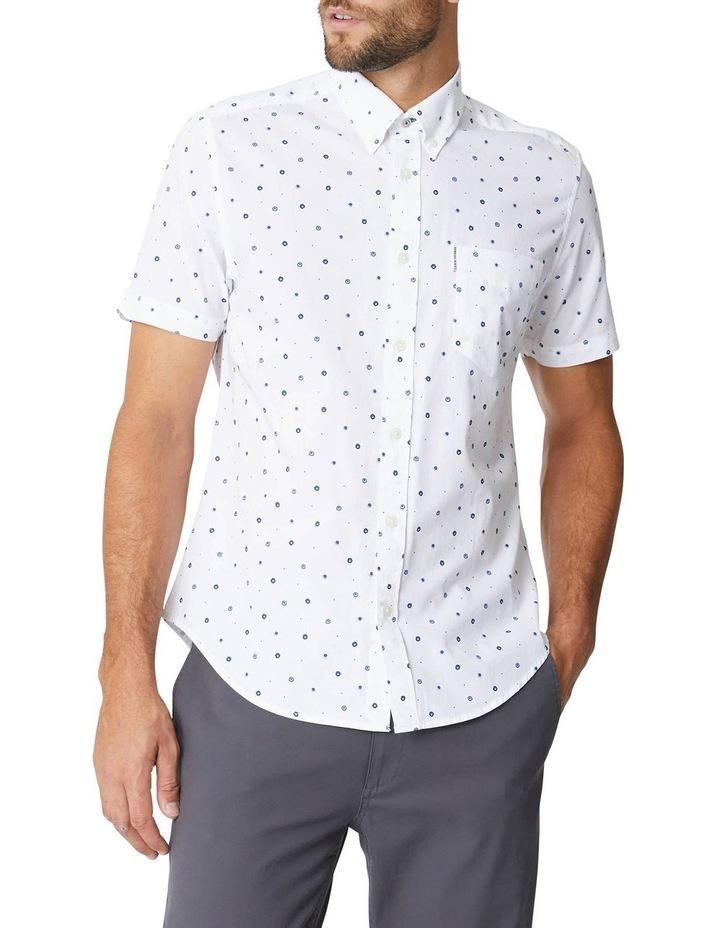 Geo Short Sleeve Shirt image 5