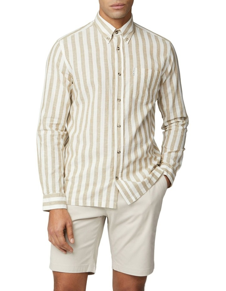 Candy Stripe Long Sleeve Shirt image 1