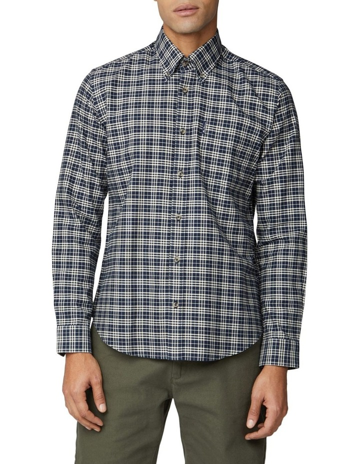 Oxford Check Long Sleeve Shirt image 1