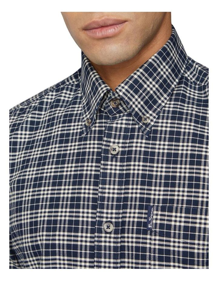 Oxford Check Long Sleeve Shirt image 3