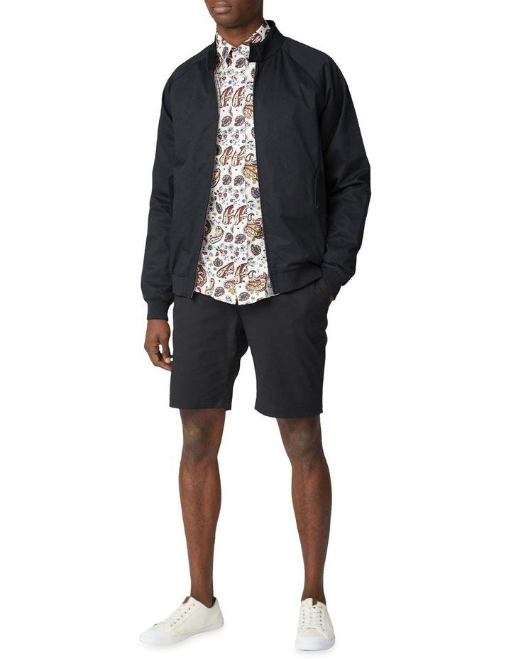 Long Sleeve Multi Col Paisley Shirt image 3