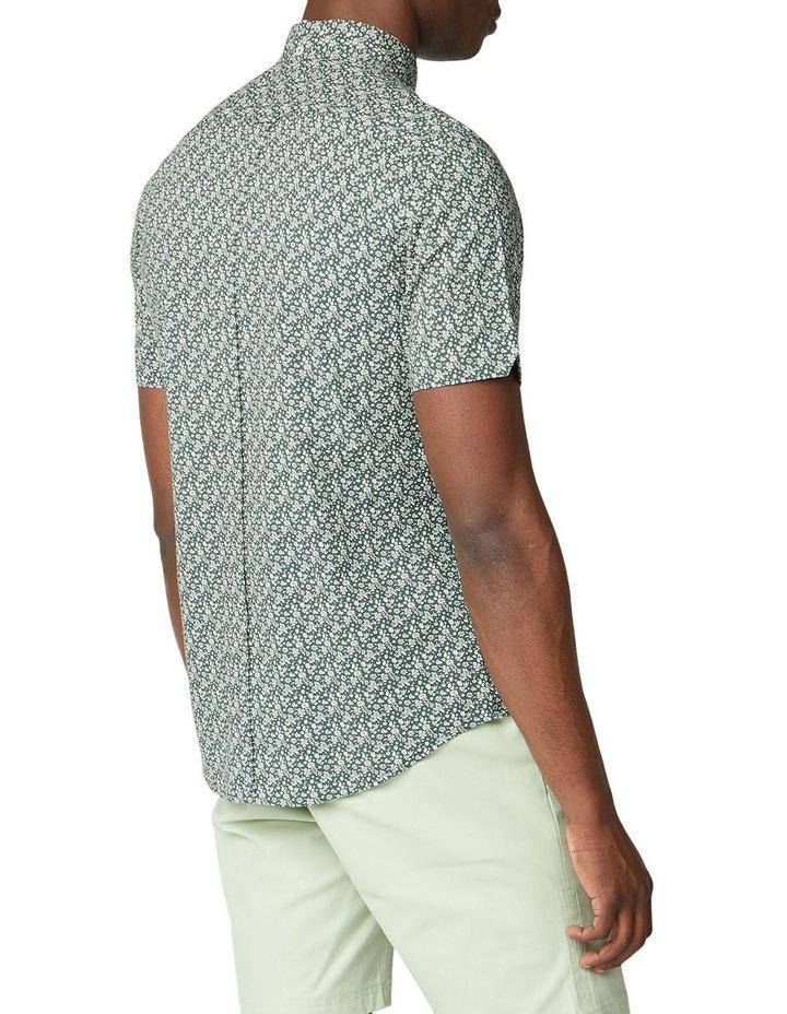 Short Sleeve Floral Print Shirt image 2