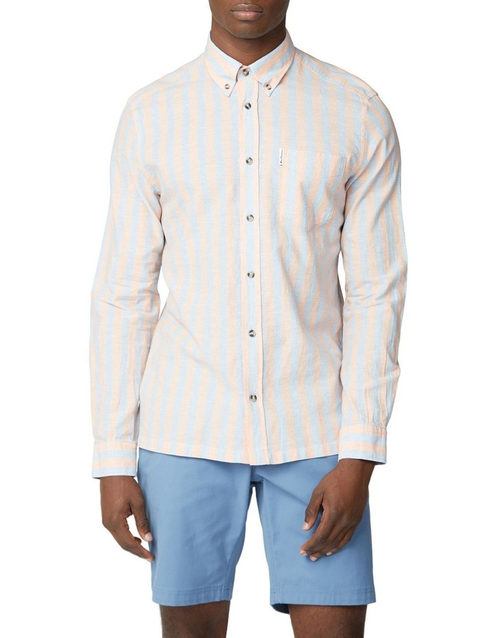 Long Sleeve Candy Stripe Shirt image 1