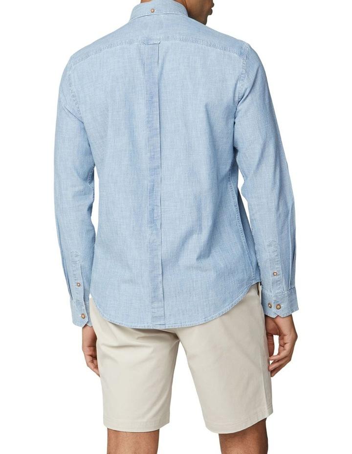 Long Sleeve Chambray Shirt image 2